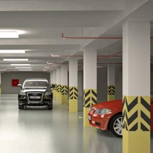 Автостоянки, паркинги Знаменского