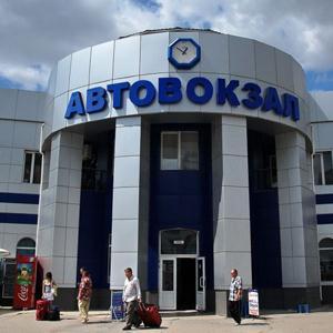 Автовокзалы Знаменского