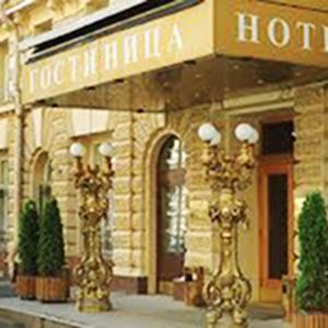 Гостиницы Знаменского