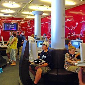 Интернет-кафе Знаменского