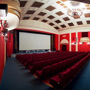 Кинотеатры Знаменского