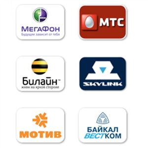 Операторы сотовой связи Знаменского