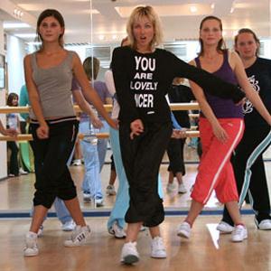 Школы танцев Знаменского