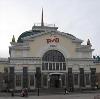 Железнодорожные вокзалы в Знаменском