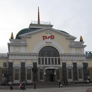 Железнодорожные вокзалы Знаменского