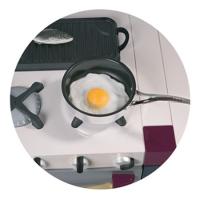 Ресторан Атриум - иконка «кухня» в Знаменском
