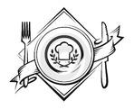 Винтаж - иконка «ресторан» в Знаменском